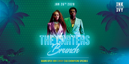 Twisted Brunch Series: The Carters