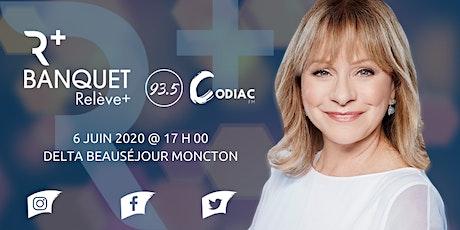 1er Banquet Relève+ de Codiac FM billets