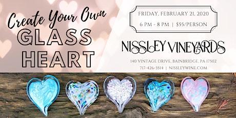 Glass Heart Workshop tickets