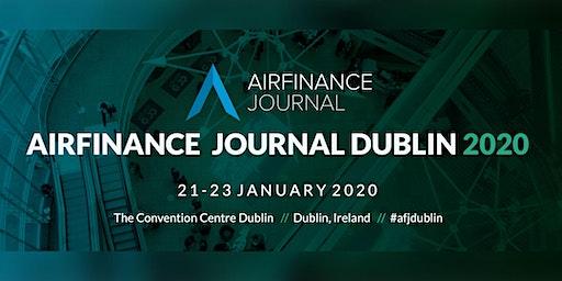 AIRFINANCE  JOURNAL DUBLIN 2020