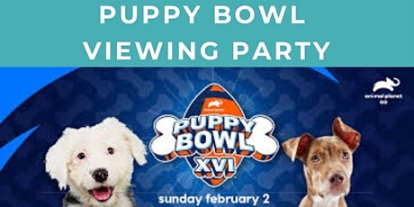 Puppy Bowl Viewing Party - Columbia, MD tickets