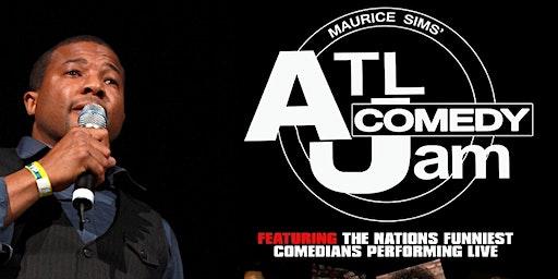 ATL Comedy Jam Saturdays