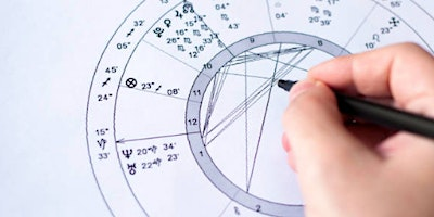 Astrology for Beginners - 4th Thurs each month (7-9 pm) Jan - April, 2020