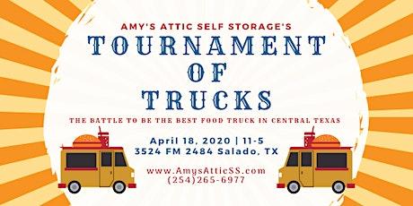 Tournament of Trucks Food Truck Festival tickets
