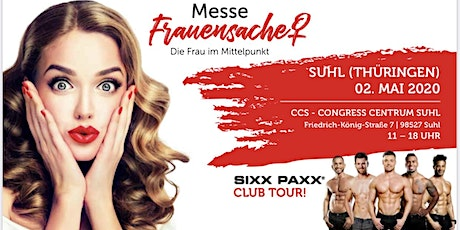 Messe FrauenSache Suhl Tickets