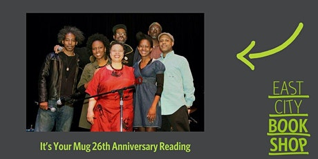 East City Poetry Series: It's Your Mug 26th Anniversary Reading tickets