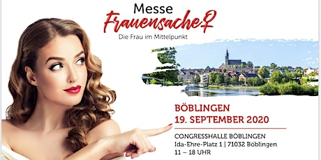 Messe FrauenSache Böblingen Tickets