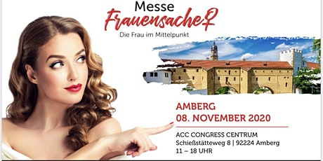 Messe FrauenSache Amberg Tickets