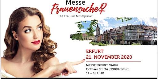 Messe FrauenSache Erfurt