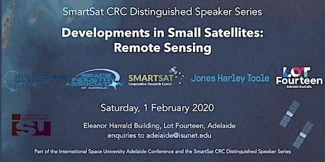 SmartSat CRC Distinguished Speaker Series: Developments in Small Satellites tickets
