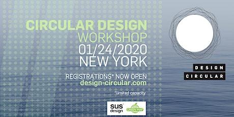 Circular Design Workshop NY tickets