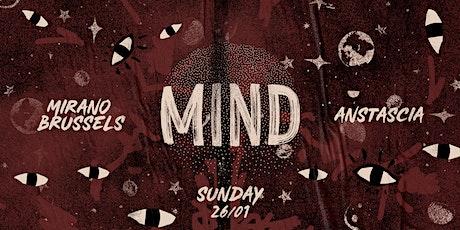 MIND invites ANSTASCIA tickets