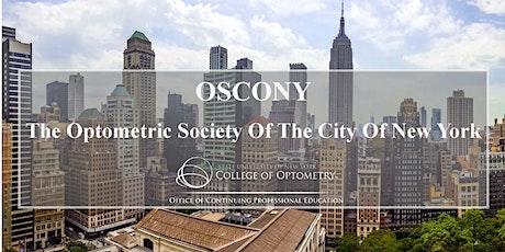 OSCONY April Meeting tickets