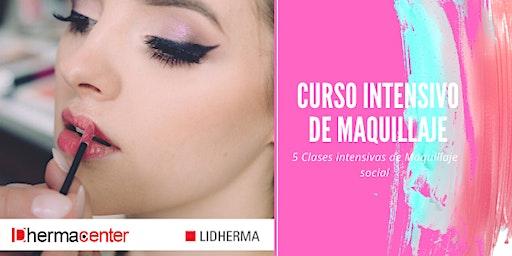 Curso Intensivo de Maquillaje Social, Febrero 2020
