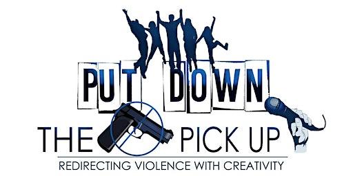 Put Down the Guns & Pick Up the Mic