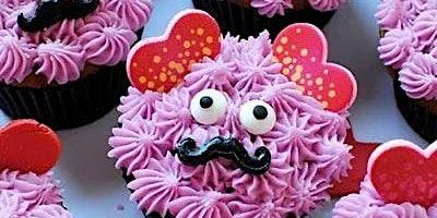 Valentines Cupcake Decorating Workshop