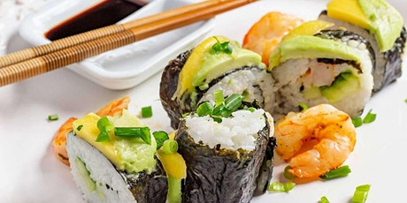 Sushi and Japanese Fare With Flair - Cooking Class by Cozymeal™ tickets