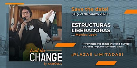 Workshop Estructuras Liberadoras con Monica Leon entradas