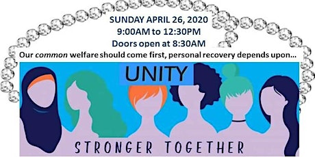6th ANNUAL WOMEN IN RECOVERY BRUNCH: UNITY tickets