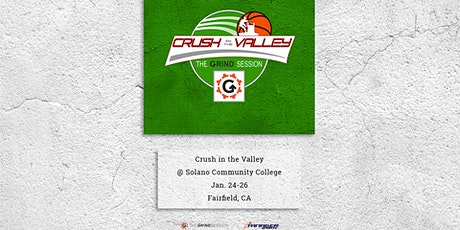 Crush In The Valley 2020 tickets