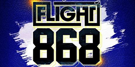 FLIGHT 868 | The Official Trinidad carnival Send O tickets