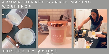 CANDLE MAKING WORKSHOP by YOUGI tickets