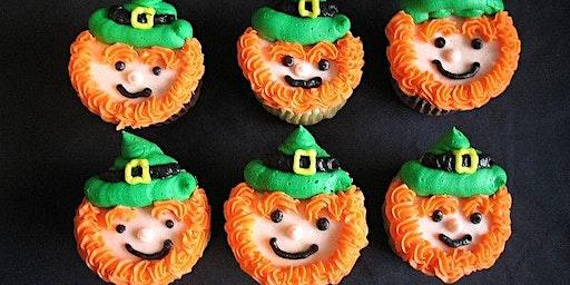 St. Patrick's Day Cupcake Decorating Workshop