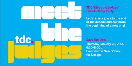 TDC Meet the Judges Post-Holiday Party tickets