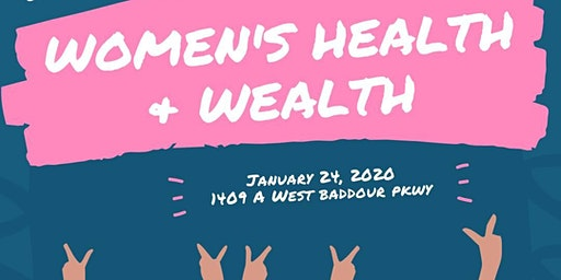 Women's Health & Wealth Night