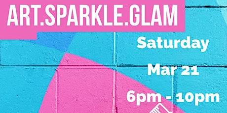 ART.Sparkle.Glam Art Show tickets