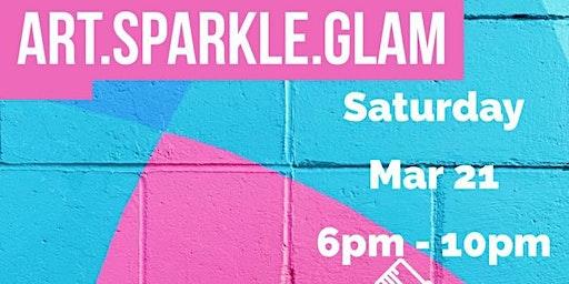 ART.Sparkle.Glam Art Show