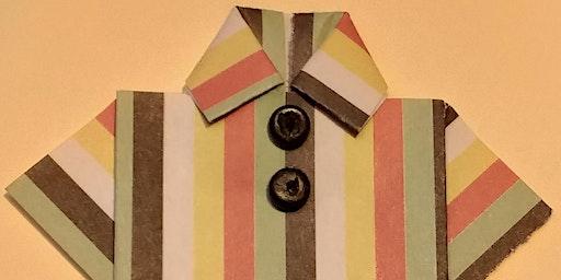 Paper Craft Workshop - Origami Cards