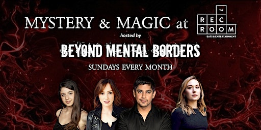 Mystery & Magic at The Rec Room