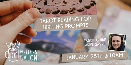 DC Writers' Salon: Tarot Reading for Writing Prompts tickets