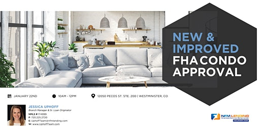 The New AND Improved FHA Condo Approval
