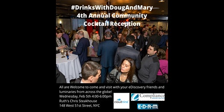 Drinks With Doug & Mary tickets