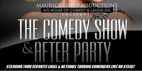 Comedy & After Party @ Oak tickets
