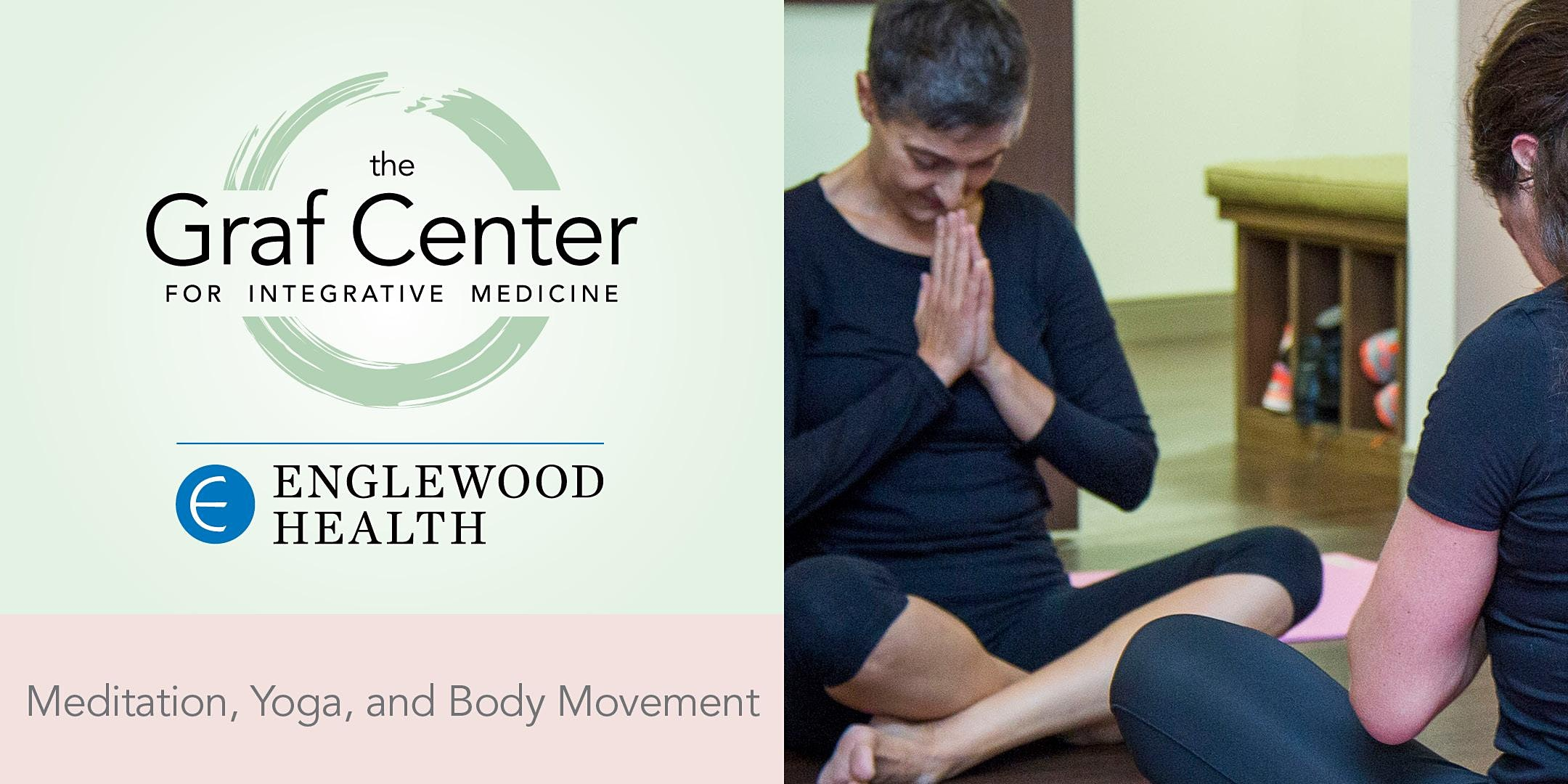 More info: Yoga for Women with Breast Cancer