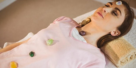 Crystal Healing Practitioner - Accredited Certificate Course Level 1 and 2 tickets