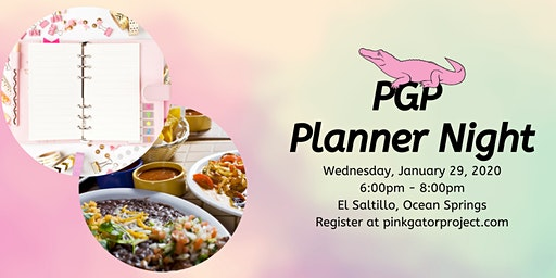 PGP Planner Night