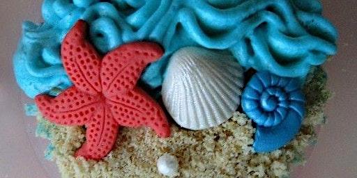 Summer Themed Cupcake Decorating Workshop