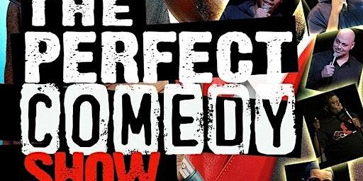 The Perfect Comedy Show @ Oak ATL