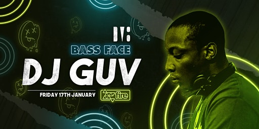 DJ GUV // Bass Face (DNB / Bassline / Jungle / UKG)