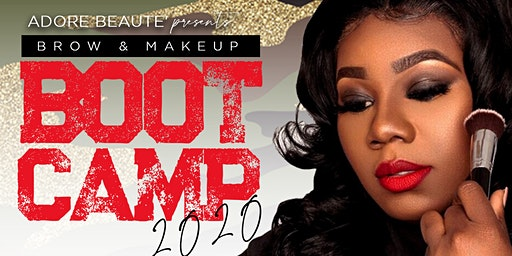Brow and Makeup Bootcamp 2020