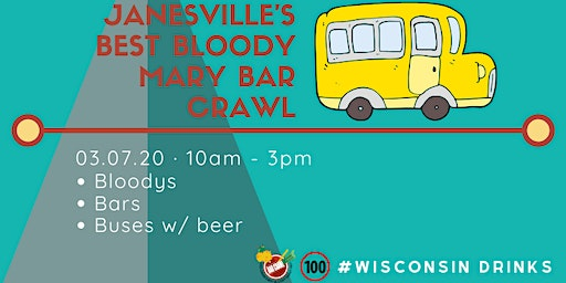 Janesville's Best Bloody Mary Bar Crawl
