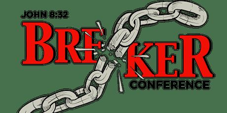 Breaker Healing Conference tickets