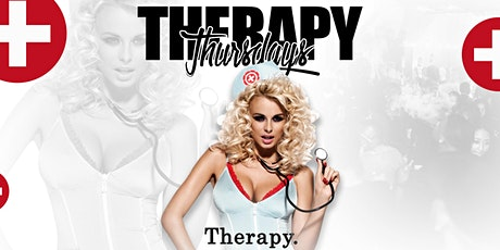 "#TherapyThursdays | ""Get your weekly dose of Therapy"" tickets"