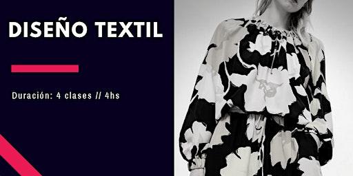 Diseño textil: curso intensivo