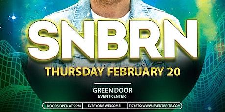 SNBRN in El Paso tickets