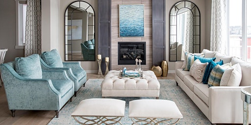 How to Decorate Open Concept Floor Plans